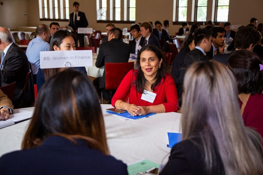 9th Annual Finance Career Forum - Tufts Financial Network