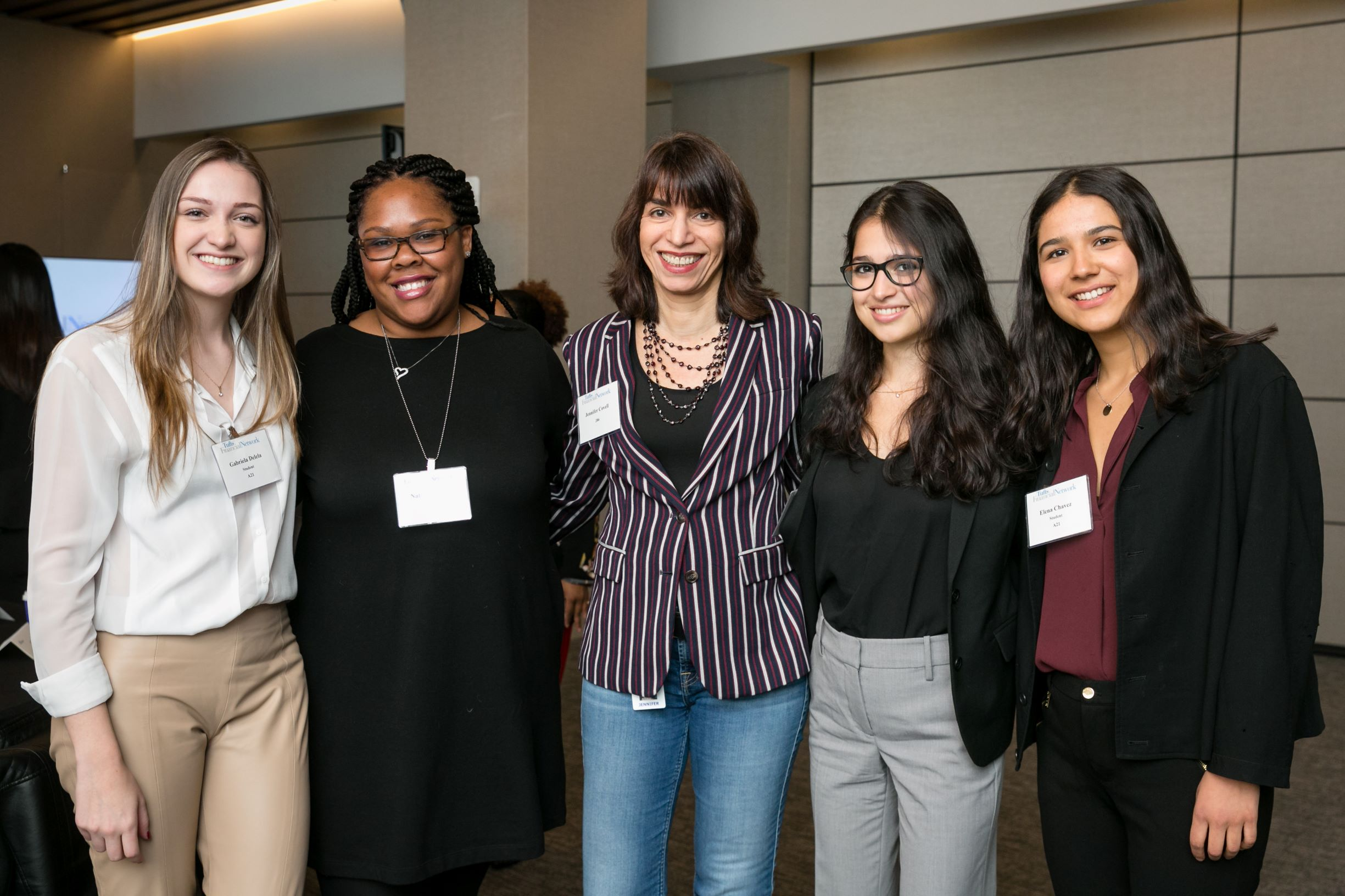 On and Off Campus: Creating Community for Women in Finance